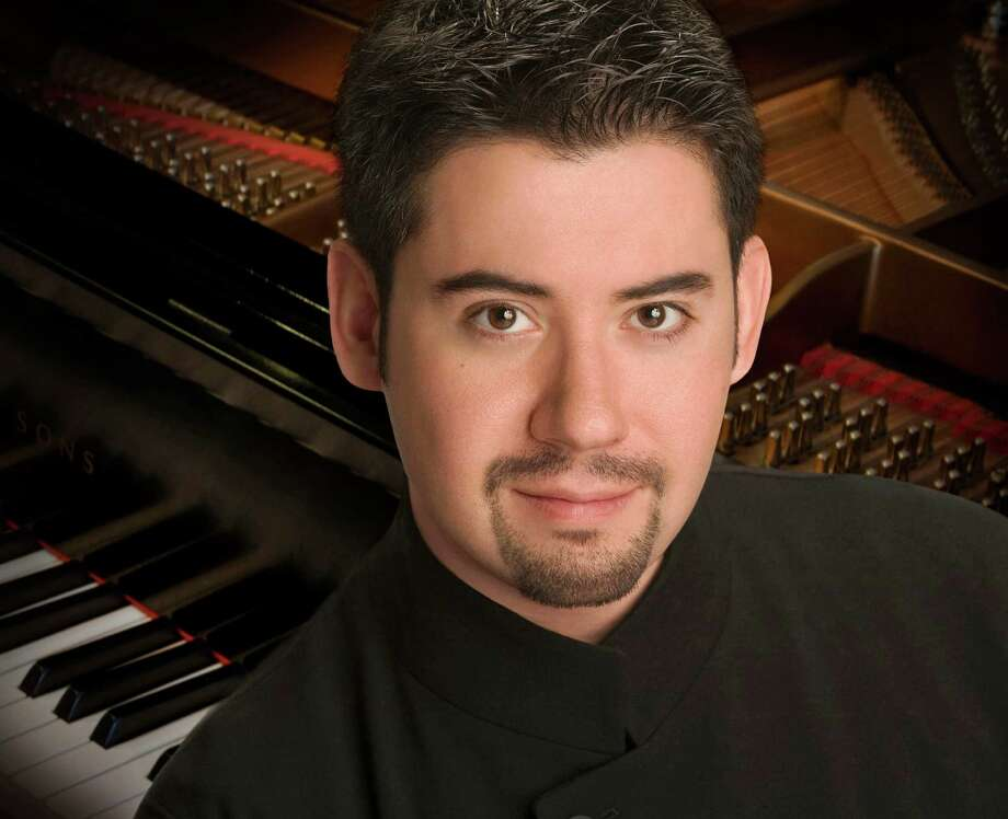 """Canadian pianist Ian Parker will be the featured soloist in the opening concerts of the 2014-15 Greenwich Symphony season, Oct. 4 and 5, 2014. He will be featured on Rachmaninoff's """"Rhapsody on a Theme of Paganini."""" Other selections will include works by Berlioz, Dvorák and Hindemith. For information, visit www.greenwichsymphony.org. Photo: Contributed Photo / Stamford Advocate Contributed photo"""
