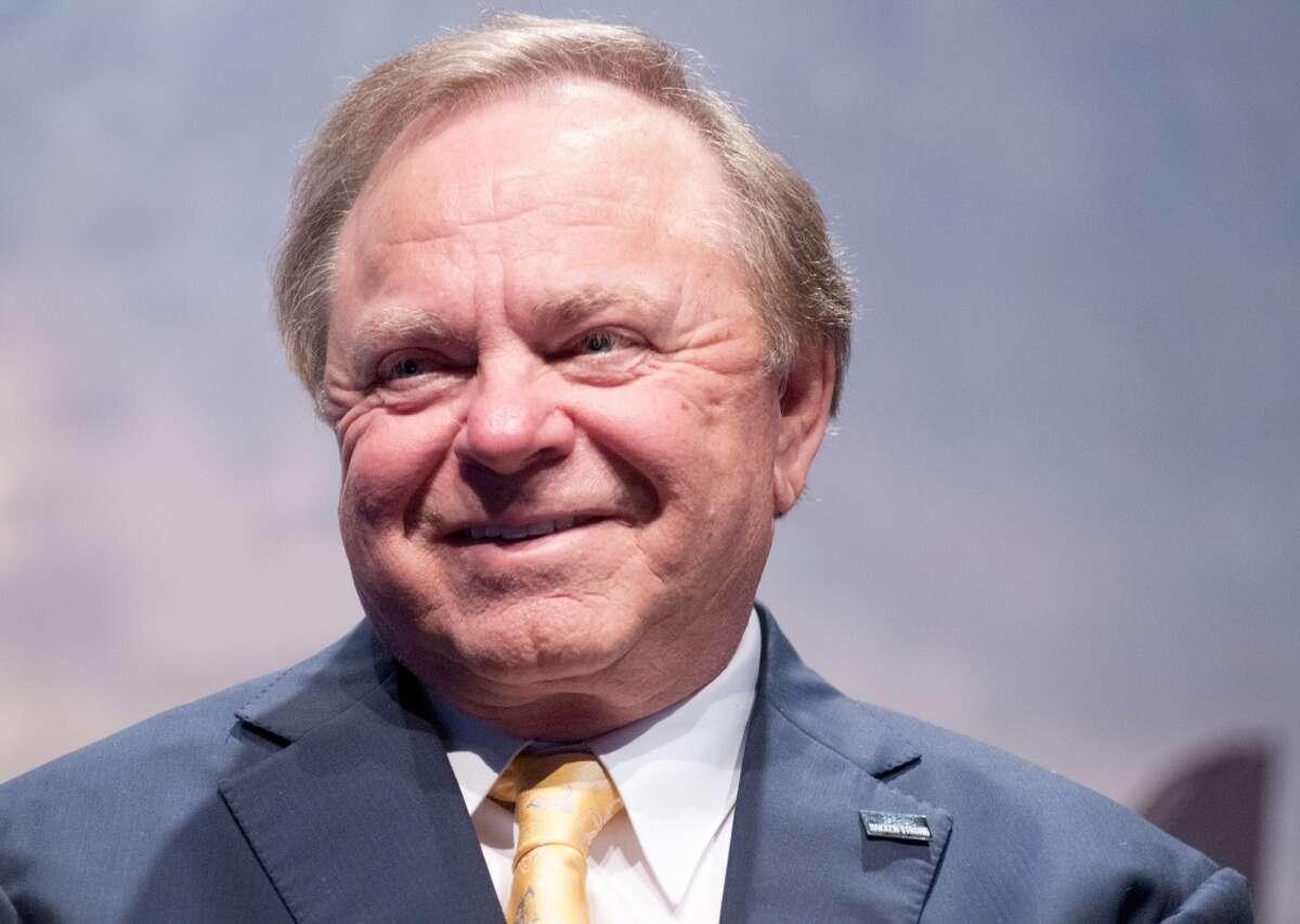 No. 24 - Harold Hamm ($17.6 billion), chairman and CEO of Oklahoma City-based Continental Resources.