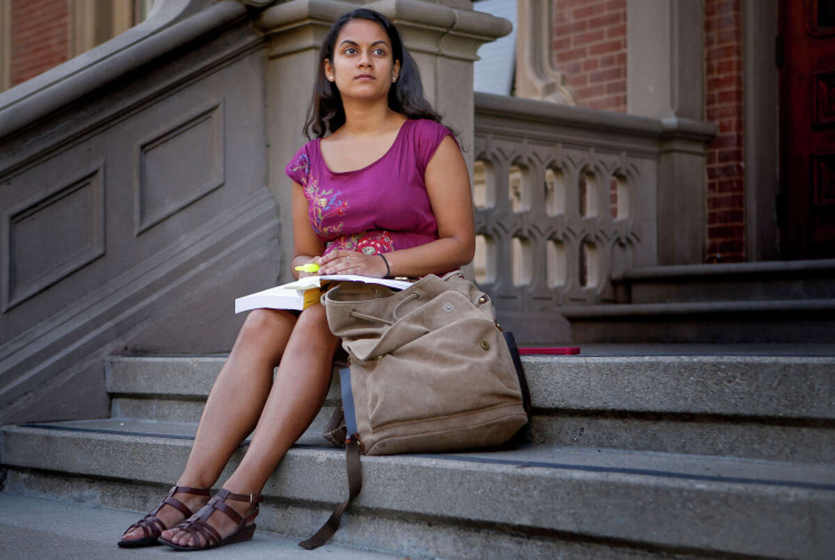 UC Berkeley political science major Disha Banik will receive $1,000 under the new program.