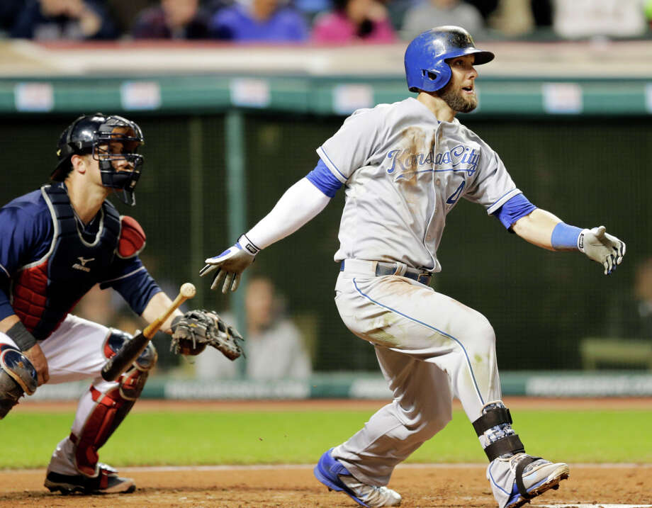 Alex Gordon has been called the best Kansas City Royal since the great George Brett, but Gordon is just one of the many gritty players the A's will have to contend with. Photo: Tony Dejak / ASSOCIATED PRESS / ONLINE_CHECK