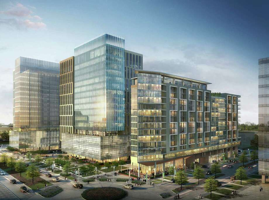 Citycentre expansion to include offices retail and for Luxury barn builders