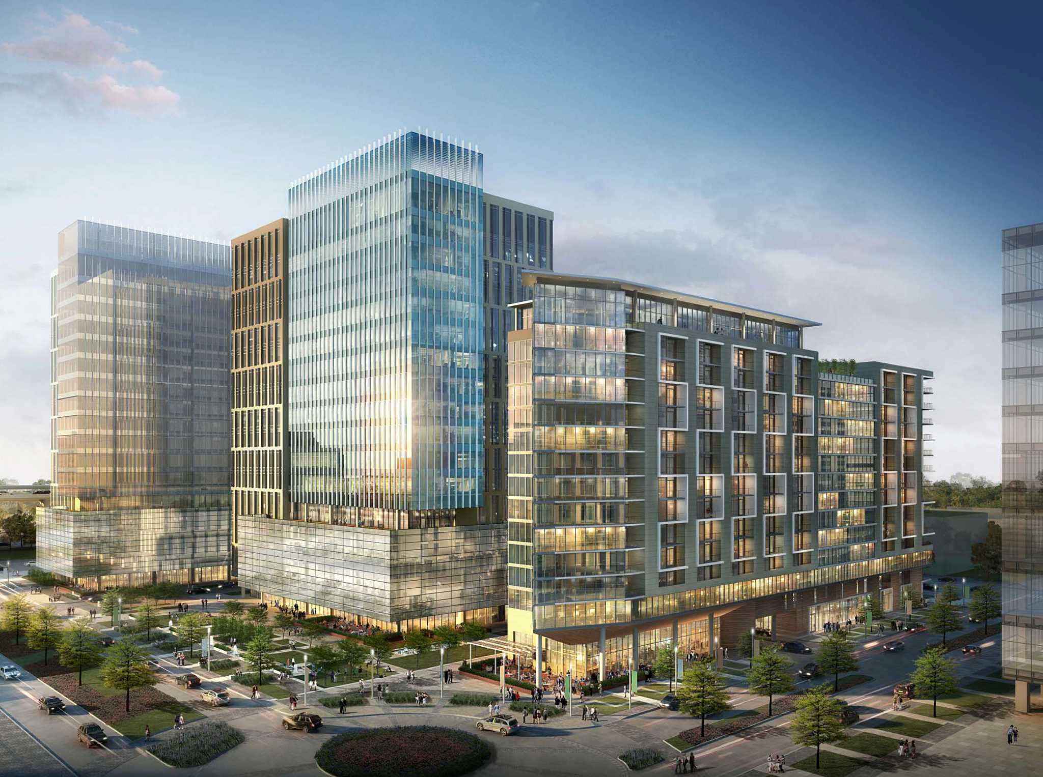 CityCentre expansion to include offices, retail and apartments