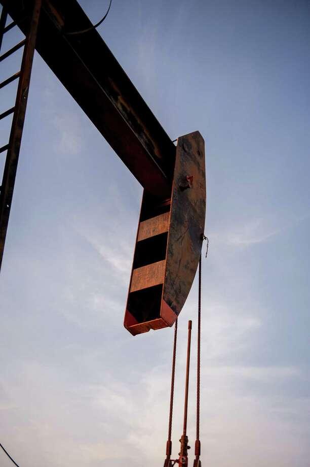 A pumpjack in the Permian Basin of West Texas. (Athlon Energy photos) Photo: Athlon Energy
