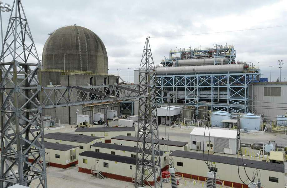 The South Texas Project Units 1 and 2, licensed until 2027 and 2028, are among the nuclear plants affected by the petition. Photo: Billy Calzada / San Antonio Express-News / San Antonio Express-News