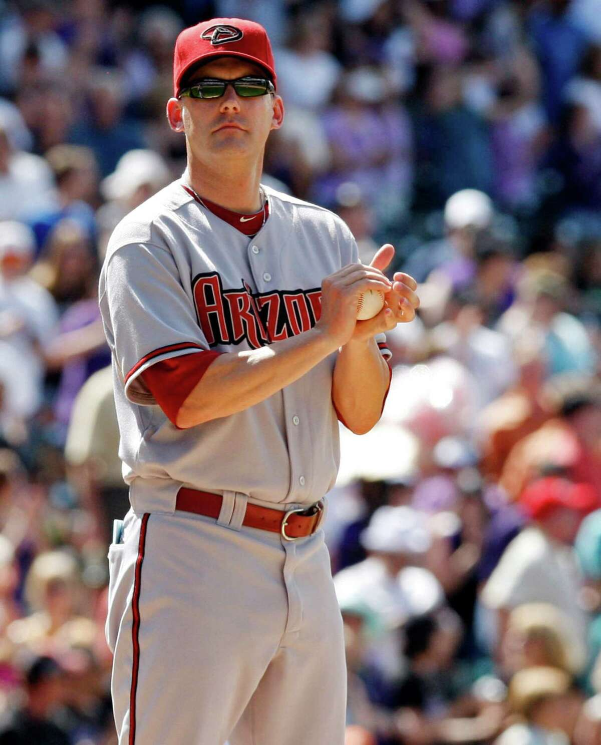 The first managerial job for A.J. Hinch at any level did not go well. He was 89-123 with the Diamondbacks in 2009-10.