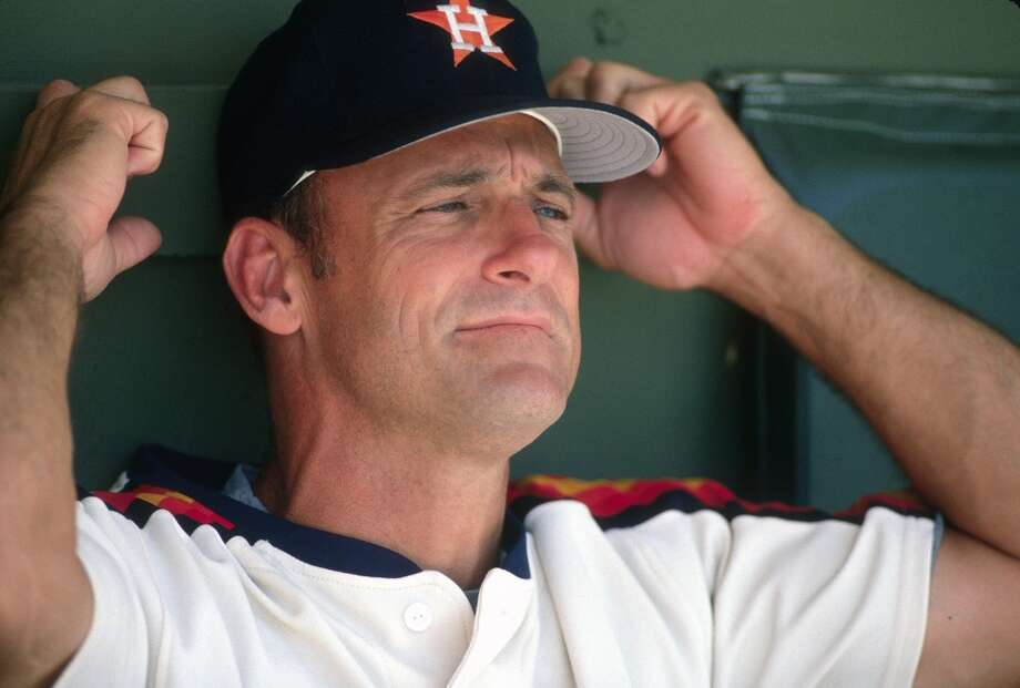Former Astros manager Art Howe, pictured, will join Houston businessman Don Sanders — the co-founder of the Round Rock Express — at the MLB draft next week representing the Astros. Photo: Focus On Sport, Getty Images