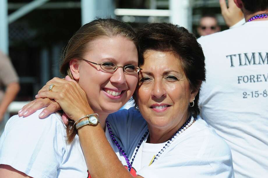 Were you Seen at the 10th Annual Walk for R.I.T.A., sponsored by the American Foundation for Suicide Prevention and held at the Saratoga Race Course in Saratoga Springs on Sunday, Sunday, Sept. 21, 2014? For more information or to get help, go to https://www.afsp.org or call 800-273-TALK (8255). Photo: Shelly Strack
