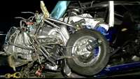 Drag strip crash leaves 1 dead - Photo