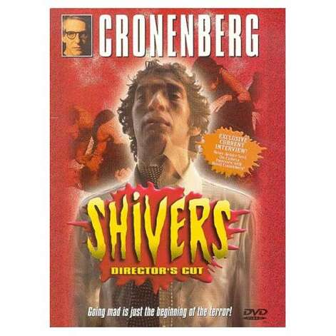 'Shivers' - Director David Cronenberg's film debut revels in his pet theme: deep-rooted fears of our bodies and sexuality. A scientist's neighbors fall to primal urges after he unleashes a sexually transmitted parasite that destroys inhibitions in its host body. This terrifying thriller tests nerves with its bloodthirsty, wormlike parasites -- in one gruesome and memorable sequence, they attack a woman in a bathtub. Available Oct. 1 Photo: Handout