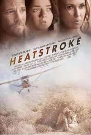 'Heatstroke' - On a family trip in the African desert, a research scientist unintentionally travels off course and is brutally murdered by an arms dealer. His girlfriend is put to the ultimate survival test as she attempts to evade the killers and protect his teenage daughter. Available Oct. 11 Photo: Handout