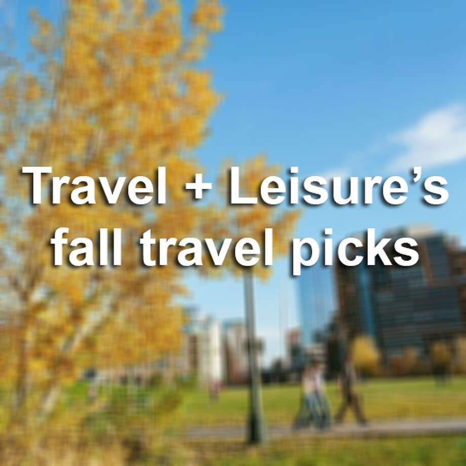 Travel + Leisure has rolled out its picks for the best fall destinations in 2014, and San Antonio's love for parties and the San Antonio River are highlighted. Click through the gallery to see where San Antonio ranks in the top 15.