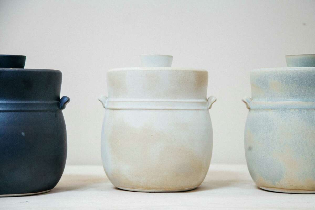 After building a following with her distinctive fermentation vessels, Sarah Kersten is now looking to fund her own studio with a Kickstarter campaign.