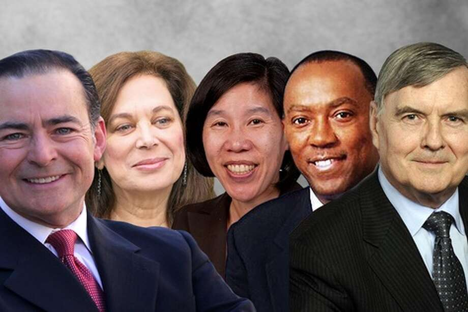 Harris County Treasurer Orlando Sanchez, Episcopal Health Foundation President and CEO Elena Marks, Rice University's Baker Institute Health Policy chairman Vivian Ho, State Rep. Sylvester Turner, and former state demographer Steve Murdock will discuss Texas' population and health care.