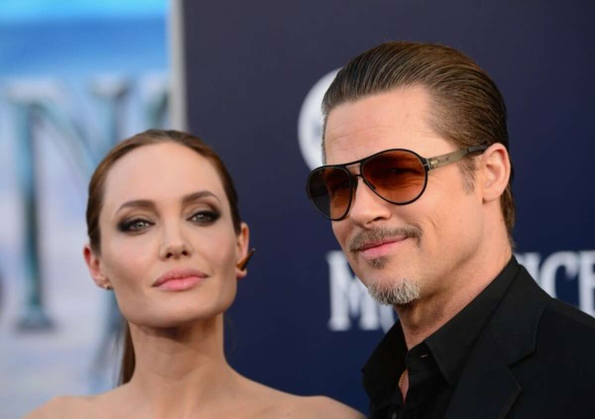 Brad Pitt and Angelina Jolie shelled out nearly half a million dollars for their tickets into space. Source: NY Daily News