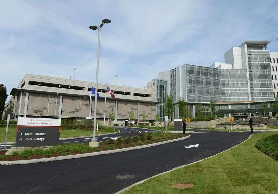Danbury Hospital Photo: Tyler Sizemore / The News-Times