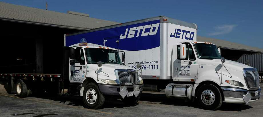Jetco's Brian Fielkow sees the fuel tax as the fairest way to raise money for roads. Photo: James Nielsen, Staff / © 2014  Houston Chronicle