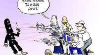 Today's Editorial Cartoon - Oct. 1 - Photo