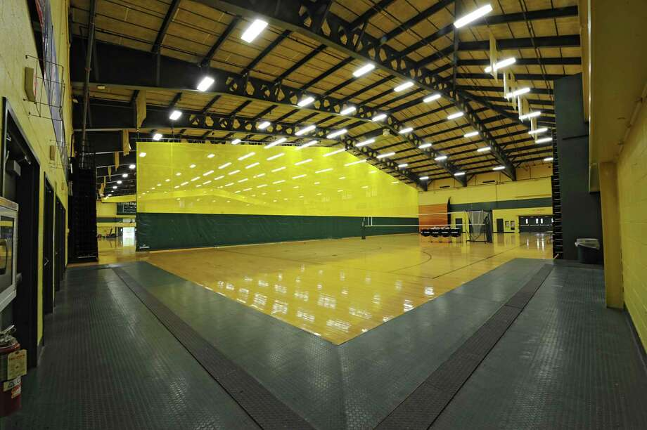 interior of the athletic recreation center at siena on tuesday sept 30 2014