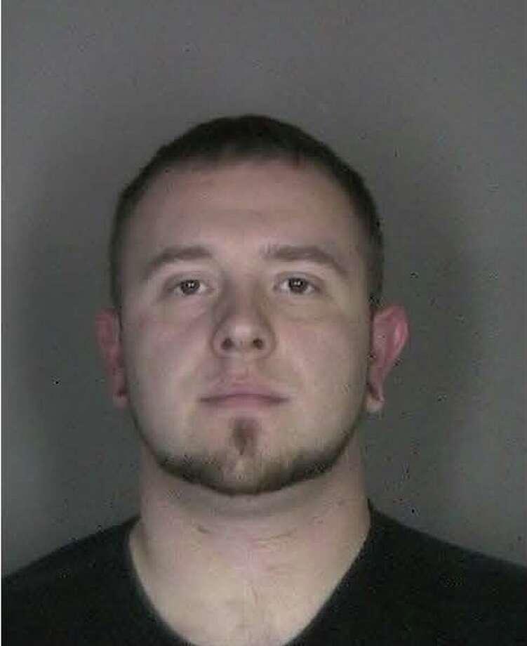 Matthew Duell (East Greenbush police photo)