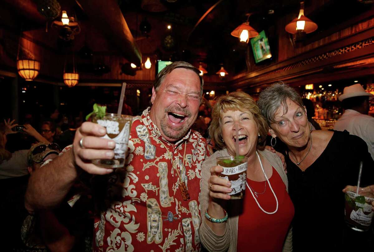 Cheers The most popular time to raise a glass is a special occasion. Eighty-six percent of Americans who drink at least a few times a year say they'll celebrate with alcohol.