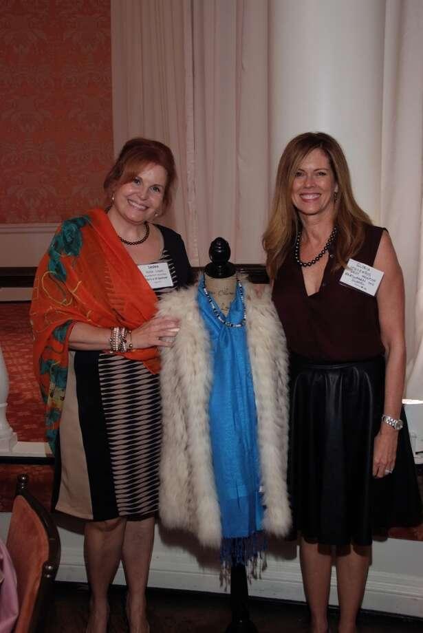 Lelsea Stock Lopez and Gloria Meszaros Photo: David Postma
