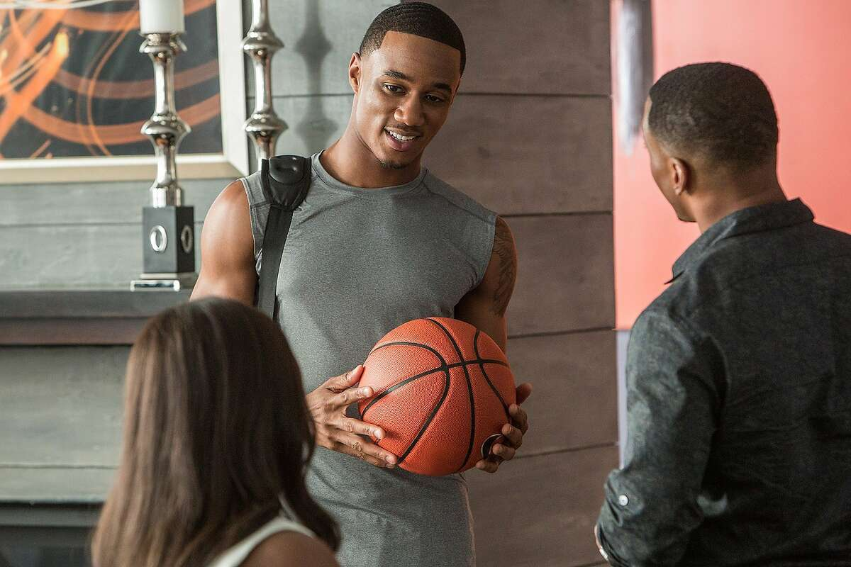 Jessie T. Usher as Cam Calloway (5) in,