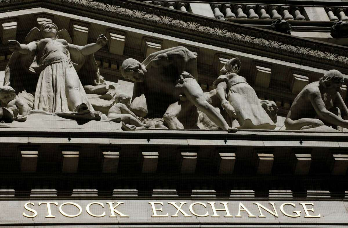 FILE - This July 15, 2013 file photo shows the New York Stock Exchange in New York. (AP Photo/Mark Lennihan, File)