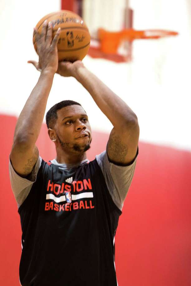 Terrence Jones started 71 games last season at power forward, but Kevin McHale began training camp saying the starting job at the position is up for grabs. Photo: Brett Coomer, Staff / © 2014 Houston Chronicle