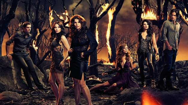 Lifetime's 'Witches of East End' has been canceled after two seasons. The season finale aired in October. Photo: Lifetime