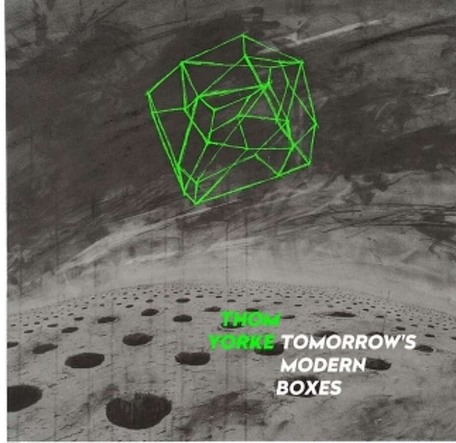"Thom Yorke, ""Tomorrow's Modern Boxes"" Photo: BitTorrent Bundle / ONLINE_YES"