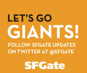 Let's go Giants! Follow SFGate updates on Twitter at @sfgate