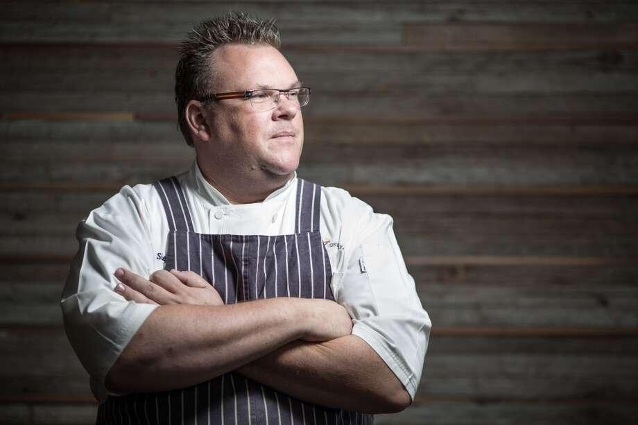 Underbelly's chef Chris Shepherd seen here in July 2014 in Houston. ( Nick de la Torre ) Photo: Nick De La Torre