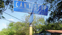 Odd street names and groupings abound in San Antonio - Photo