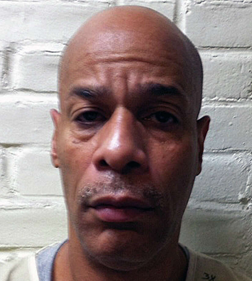 Kyle Mcfarlin, 54, of Hartford, was arrested on a warrant Tuesday, charged with stealing a wallet. Photo: Contributed Photo /  Fairfield Citizen contributed