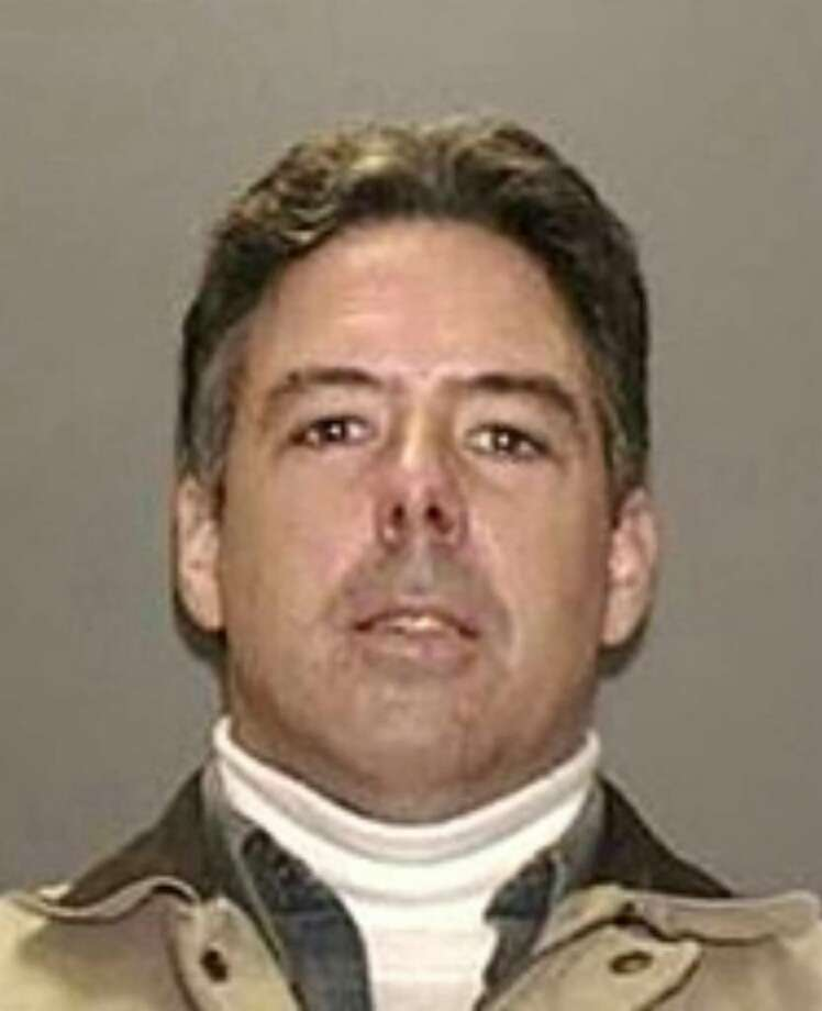 Brian McIntyre, 49, of Pleasantville, N.Y., is charged with first-degree sexual assault, unlawful restaint and hindering prosecution by the Westport police dept.  McIntyre is a suspect in an early-morning sexual assault which is alleged to have occurred Wednesday Feb. 17th, 2010 in Westport. Photo: Contributed Photo / Stamford Advocate Contributed