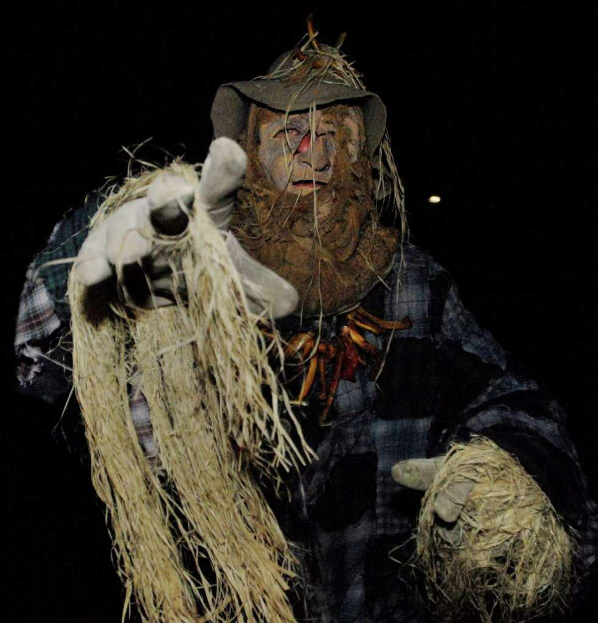 This Friday, Saturday and Sunday head to a haunted trail and hayride with creatures lurking at every corner in Shelton. Find out more.