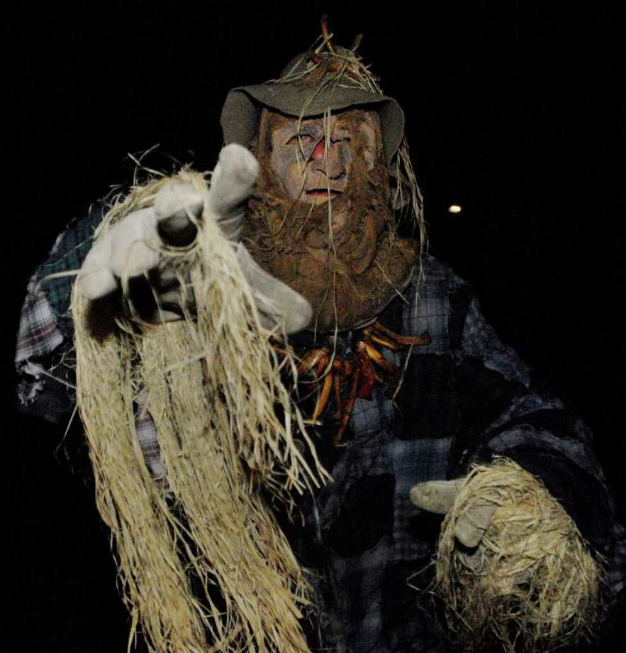 This Friday, Saturday and Sunday head to a haunted trail and hayride with creatures lurking at every corner in Shelton. Find out more.  Photo: LMF, DG / TIMES UNION