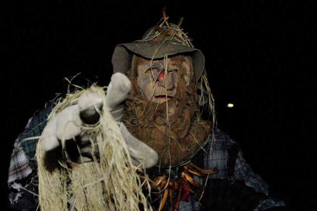 Legends of Fear at Fairfview Treefarm in Shelton, Weekends through October 26:    A haunted trail and hayride with creatures lurking at every corner.
