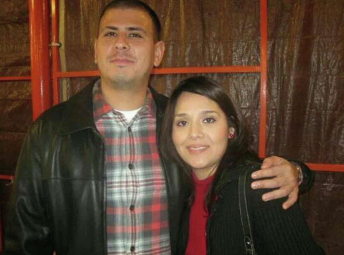 Authorities were searching Wednesday for Rommel Pompa, 32, and his wife, Marisol Pompa, who didn't return from a backpacking trip in Sequoia and Kings Canyon national parks.