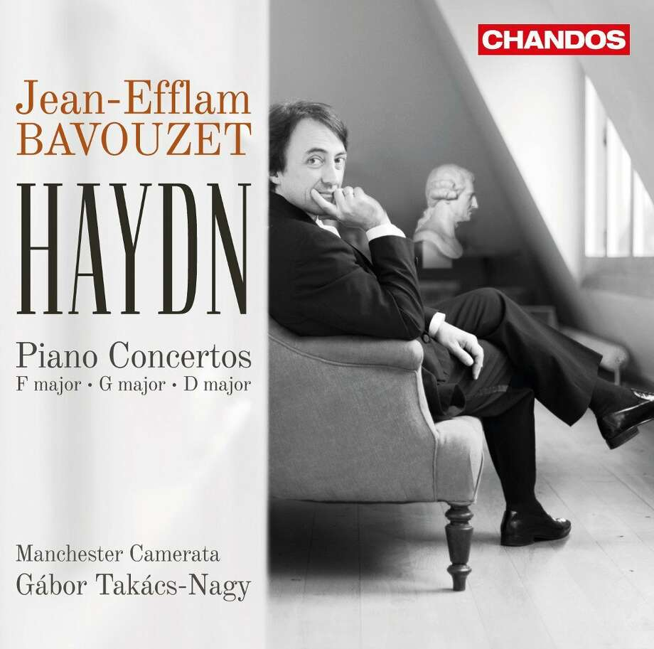CD Cover: Haydn Piano Concertos Photo: Chandos Records / ONLINE_YES