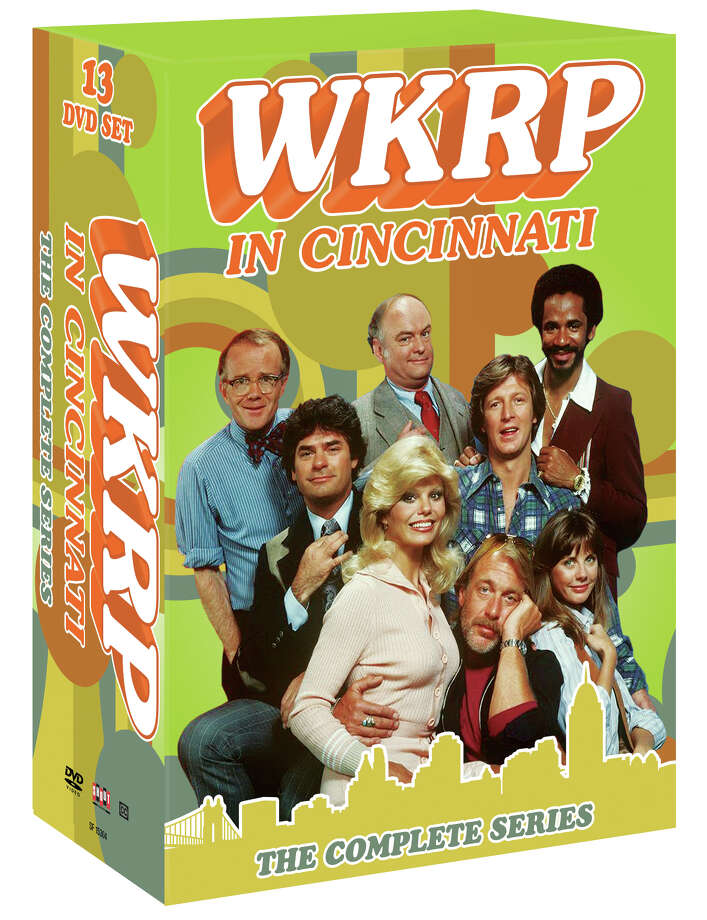 WKRP In Cincinnati: The Complete Series is now available on DVD Photo: --
