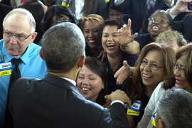 Has President Obama lost the magic touch he once had with Californians?