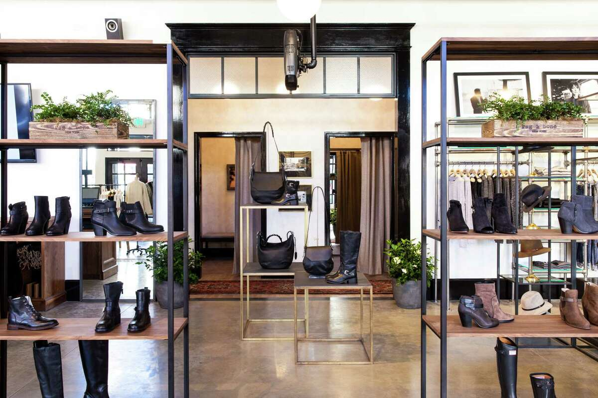 The Rag & Bone store at Fillmore and California opened in September 2014.