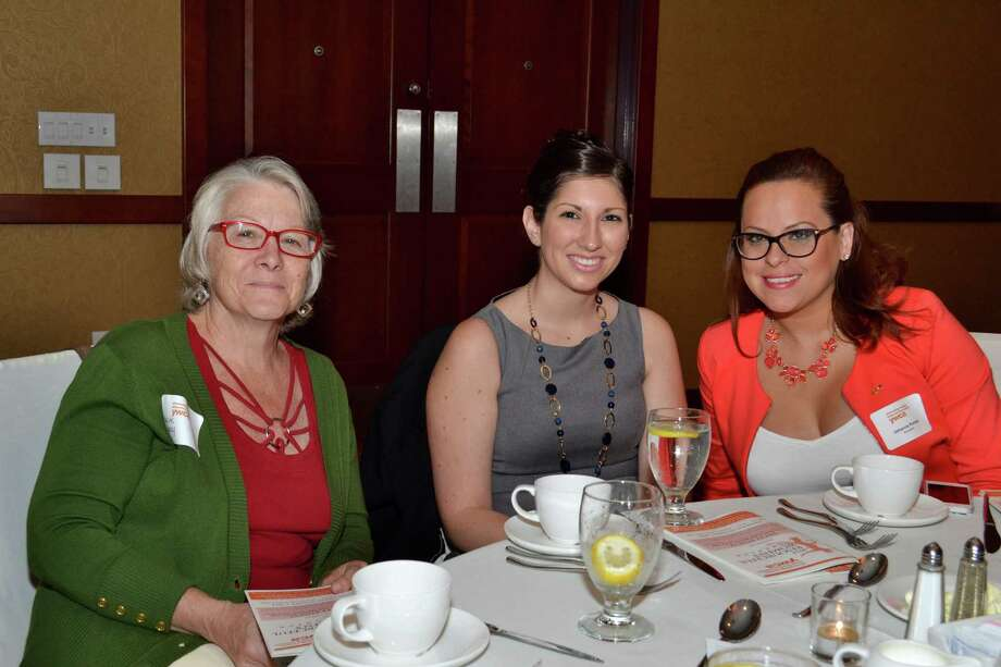 Were you Seen at the YWCA of the Greater Capital Region's Resourceful Women's Luncheon held at the Hilton Garden Inn in Troy on Wednesday, Oct. 1, 2014? Photo: Colleen Ingerto