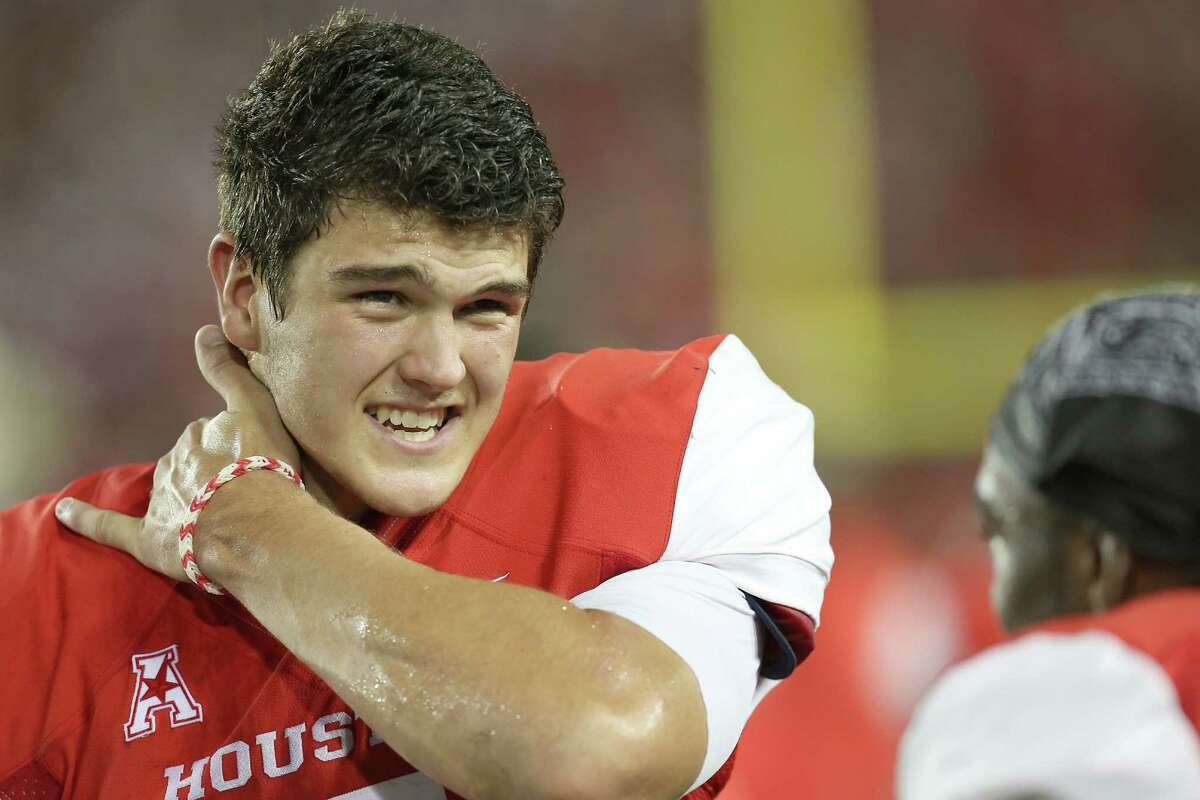 UH quarterback John O'Korn admits last year's loss to UCF remains bothersome.