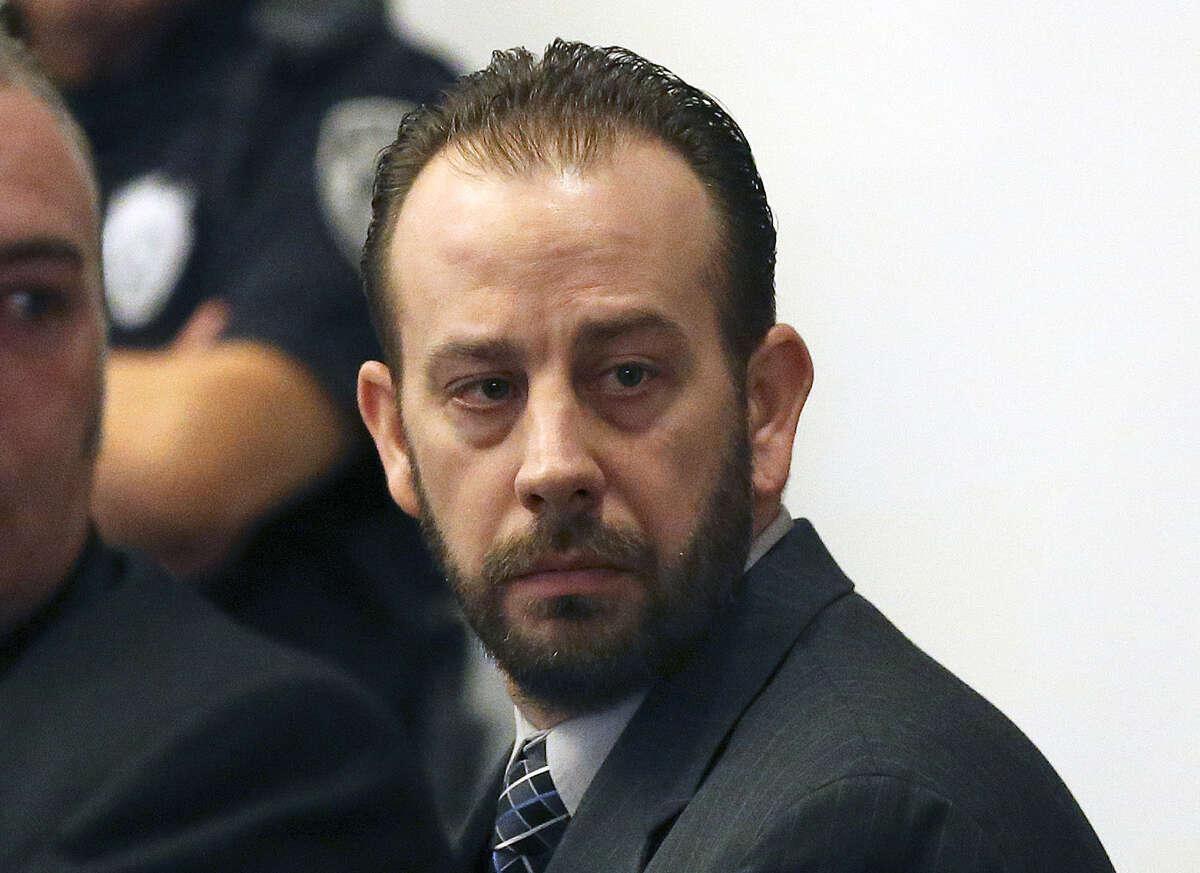 Former Lee High teacher Adam Eannarino, 35, was convicted in August.