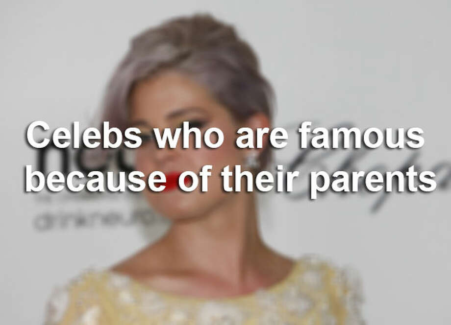 These days, most celebrities are in the spotlight because their family connections. But what have they actually done to deserve being famous in their own right? Click through the gallery to see some familiar faces. Source: allwomenstalk / 2012 AFP