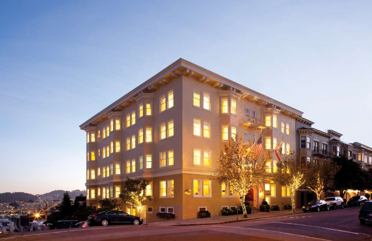 The Hotel Drisco in Pacific Heights is the only San Francisco property to appear in the 2014 Fodor's list of the 100