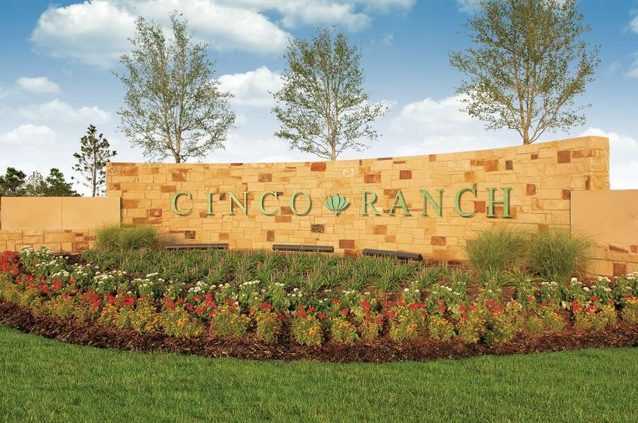 Cinco Ranch has more than 50 new homes available for move-in by the end of the year, at prices from the $300,000s to more than $1 million.