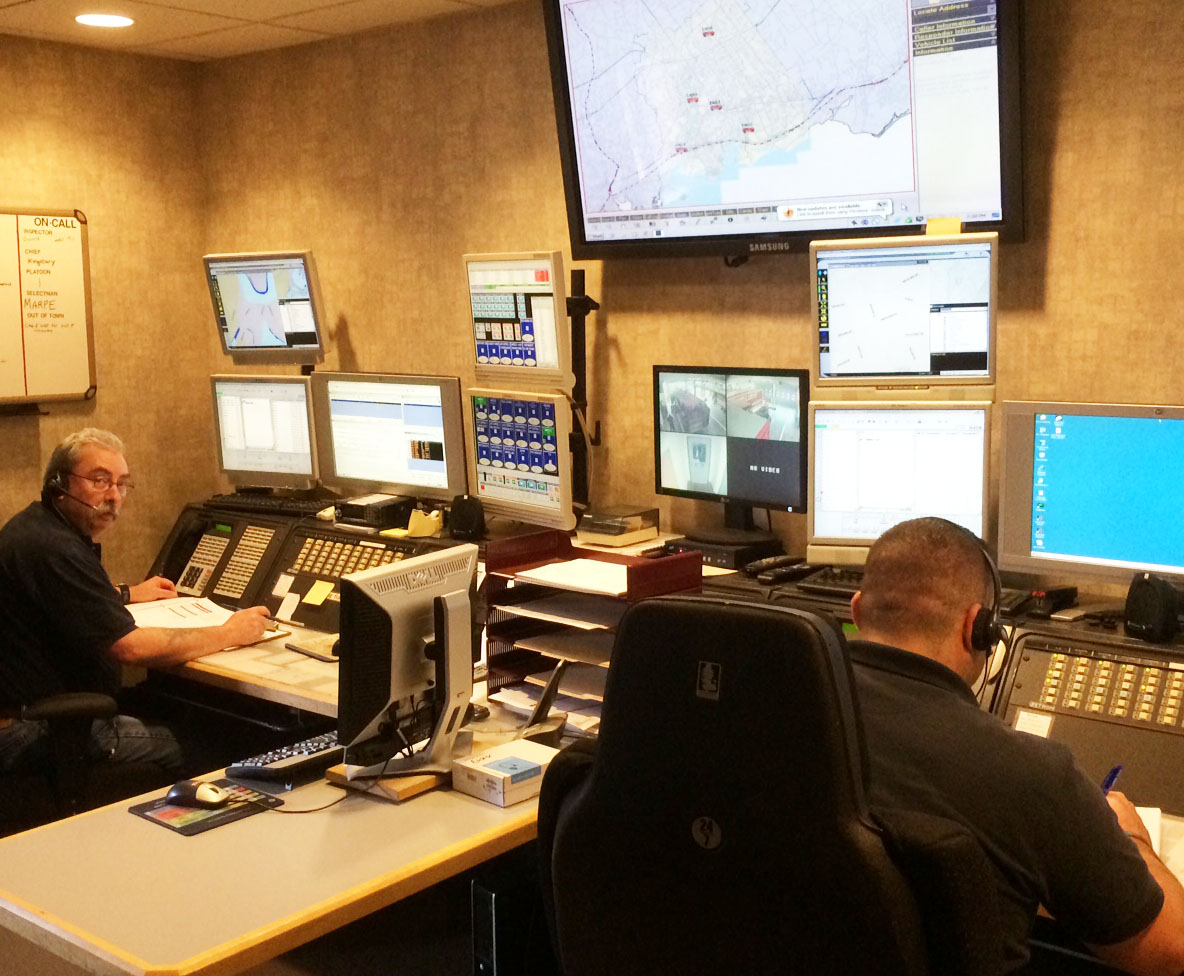 New Canaan, Westport launch joint fire dispatching center ...
